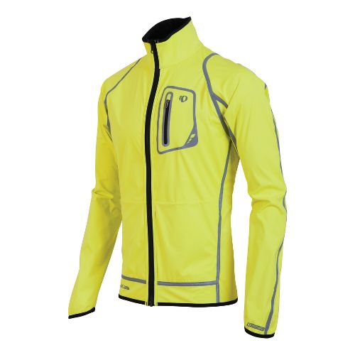 Mens Pearl Izumi Fly Reverse Jacket Running - Screaming Yellow S