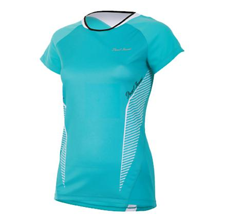 Womens Pearl Izumi Fly In-R-Cool Short Sleeve Technical Tops
