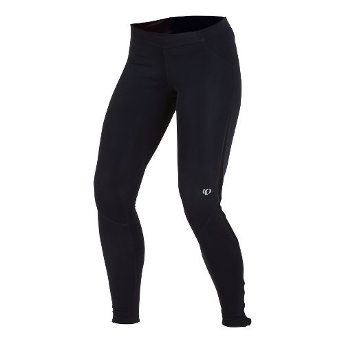 Womens Pearl Izumi Infinity Thermal Tight Fitted Tights - Black L