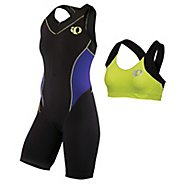 Womens Pearl Izumi Elite In-R-Cool Tri Suit Triathlon UniSuits