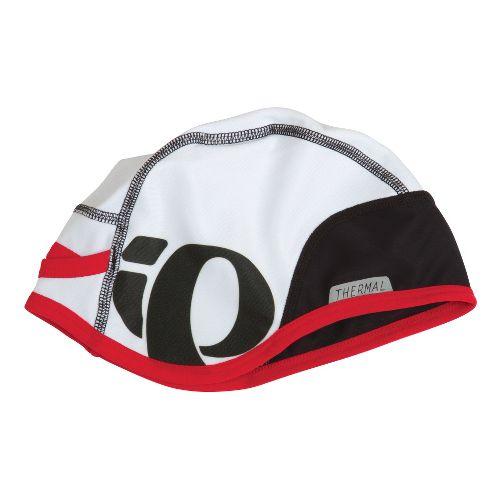 Pearl Izumi Barrier Skull Cap Headwear - White