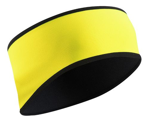 Pearl Izumi Thermal Headband Headwear - Screaming Yellow