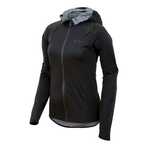 Womens Pearl Izumi Ultra Barrier WxB Running Jackets - Black M