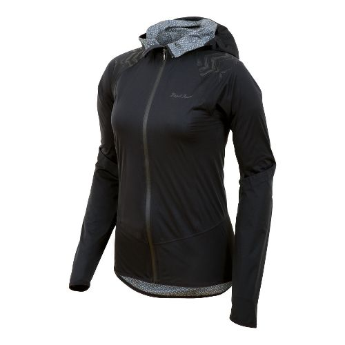 Womens Pearl Izumi Ultra Barrier WxB Running Jackets - Black XL