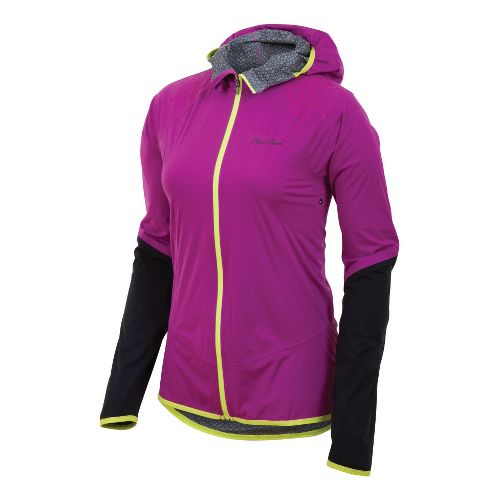 Womens Pearl Izumi Ultra Barrier WxB Running Jackets - Orchid M