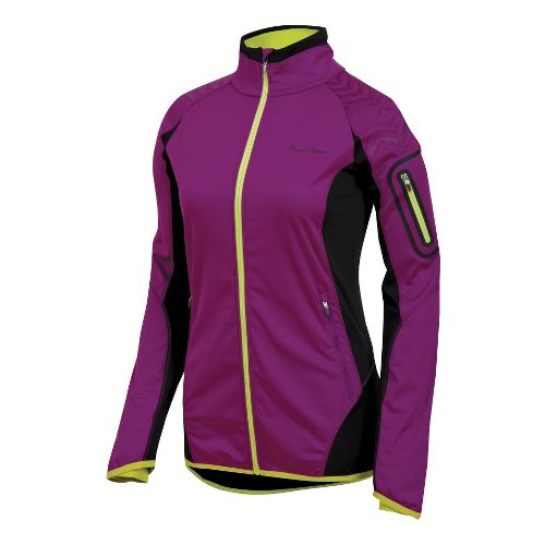 Womens Pearl Izumi Ultra Windblocking Running Jackets - Orchid M
