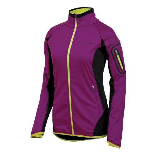 Womens Pearl Izumi Ultra Windblocking Running Jackets - Orchid XL
