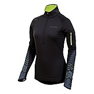 Womens Pearl Izumi Ultra Thermal Top Long Sleeve 1/2 Zip Technical Tops