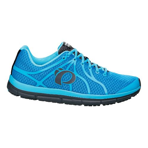 Mens Pearl Izumi EM Road N 2 Running Shoe - Brilliant Blue/Black 10.5