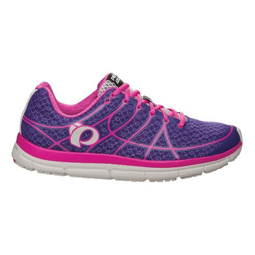 Womens Pearl Izumi EM Road N 2 Running Shoe - Wisteria/Rose 11
