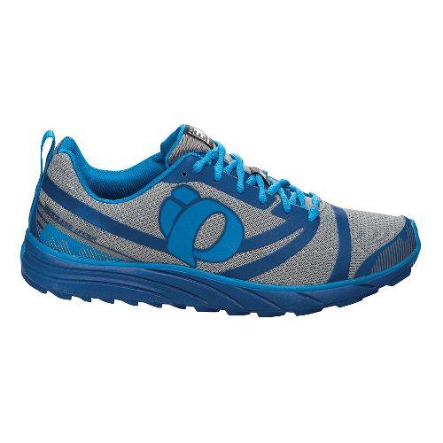 Mens Pearl Izumi EM Trail N 2 Trail Running Shoe - Grey/Limoges 10