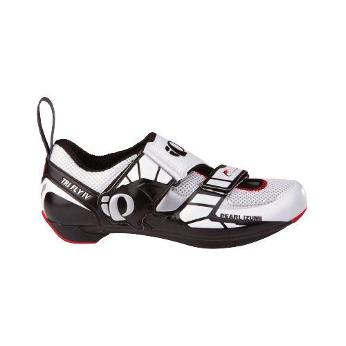 Mens Pearl Izumi Tri Fly IV Cycling Shoe - Black 42.5