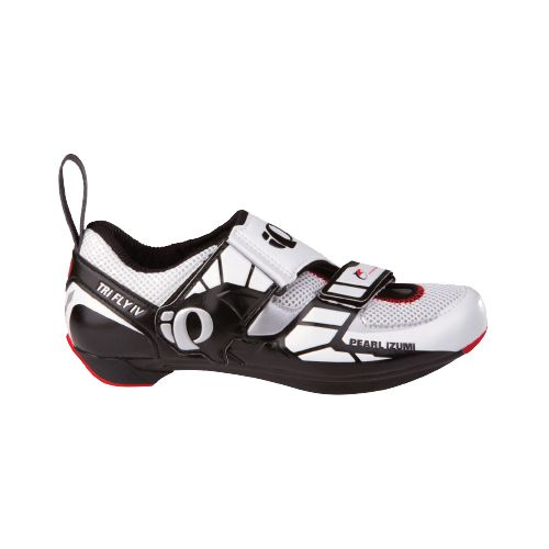 Mens Pearl Izumi Tri Fly IV Cycling Shoe - Black 45