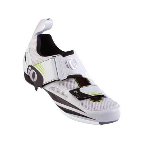 Womens Pearl Izumi Tri Fly IV Cross Training Shoe - White 38.5