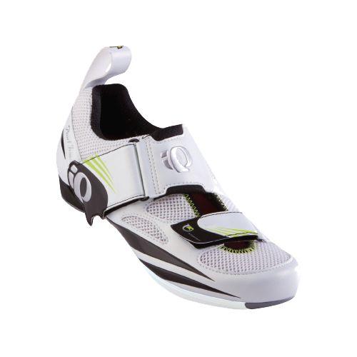Womens Pearl Izumi Tri Fly IV Cross Training Shoe - White 41
