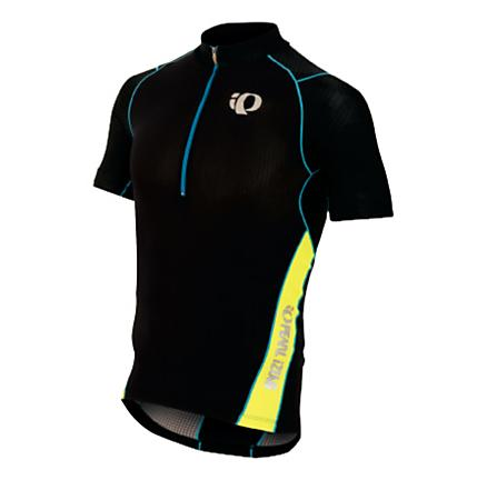 Mens Pearl Izumi ELITE In-R-Cool Tri Jersey Short Sleeve Technical Tops