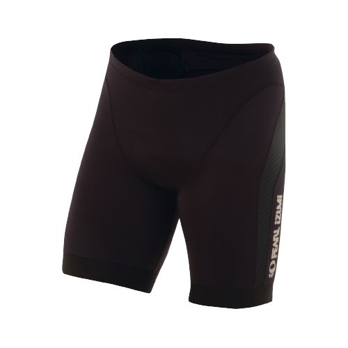 Mens Pearl Izumi ELITE In-R-Cool Tri Short Fitted Shorts - Black L