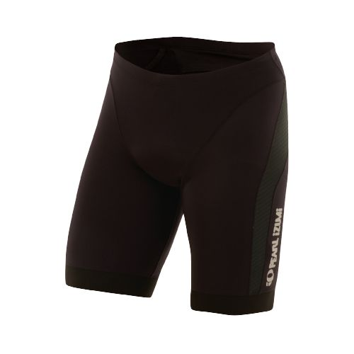 Mens Pearl Izumi ELITE In-R-Cool Tri Short Long Fitted Shorts - Black L
