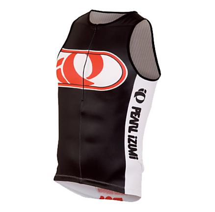Mens Pearl Izumi ELITE In-R-Cool LTD Tri Singet Singlets Technical Tops