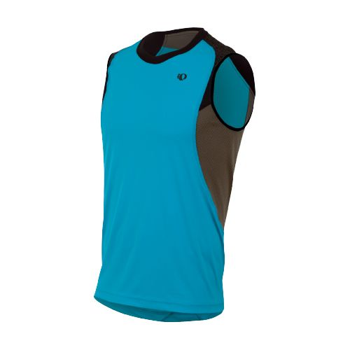 Mens Pearl Izumi Ultra Inside-Out Singlet Technical Tops - Electric Blue XL