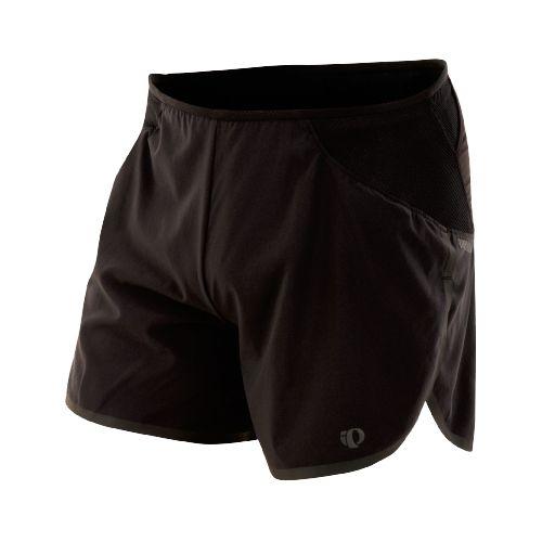 Mens Pearl Izumi Ultra Splits Shorts - Black L