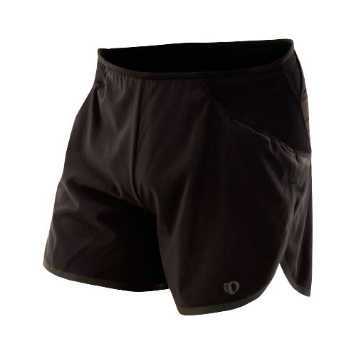 Mens Pearl Izumi Ultra Splits Shorts - Black XL