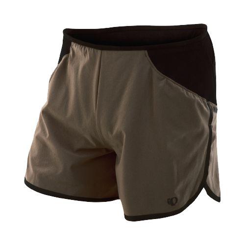 Mens Pearl Izumi Ultra Splits Shorts - Silt XL