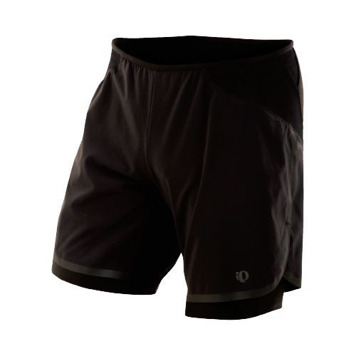 Mens Pearl Izumi Ultra 2-in-1 Shorts - Black XXL