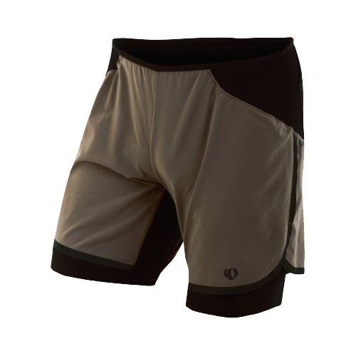 Mens Pearl Izumi Ultra 2-in-1 Shorts - Silt XXL