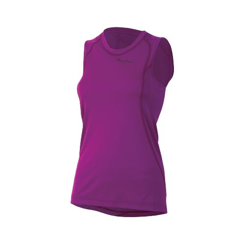 Womens Pearl Izumi Ultra Inside-Out Singlet Technical Tops - Orchid L