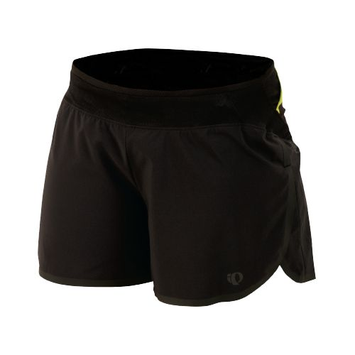 Womens Pearl Izumi Ultra Splits Shorts - Black XS