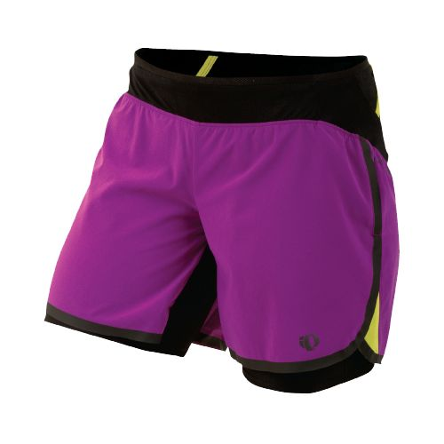 Womens Pearl Izumi Ultra Lined Shorts - Orchid M