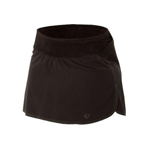 Womens Pearl Izumi Ultra Skirt Skort Fitness Skirts - Black S