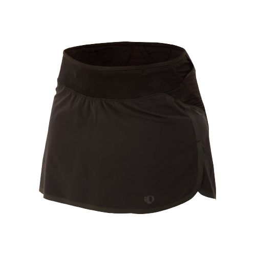 Womens Pearl Izumi Ultra Skirt Skort Fitness Skirts - Black XS
