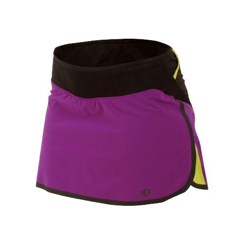 Womens Pearl Izumi Ultra Skirt Skort Fitness Skirts - Orchid XS