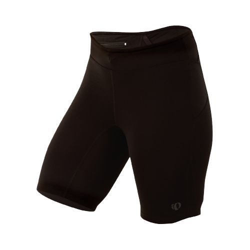 Womens Pearl Izumi Ultra Short Tight Fitted Shorts - Black XS
