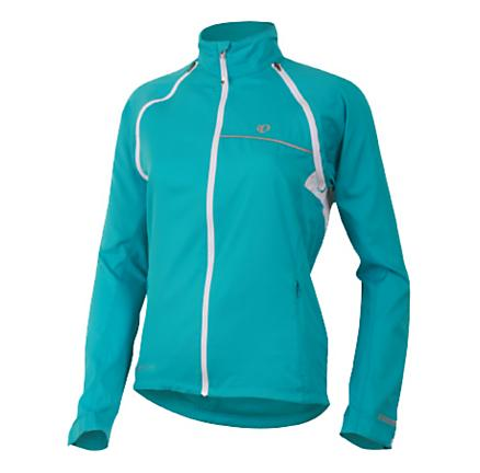Womens Pearl Izumi Elite Barrier Convertible Jacket Running Jackets