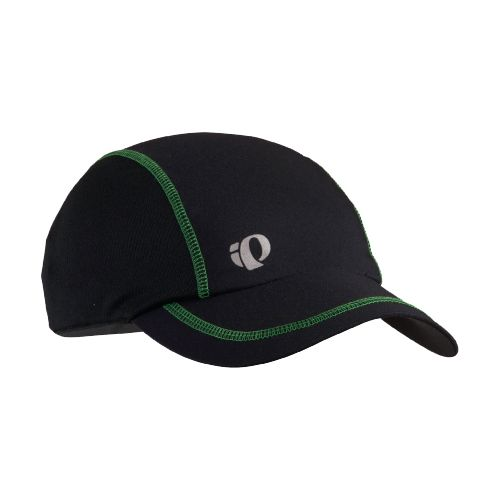 Mens Pearl Izumi Infinity In-R-Cool Cap Headwear - Black/Fairway
