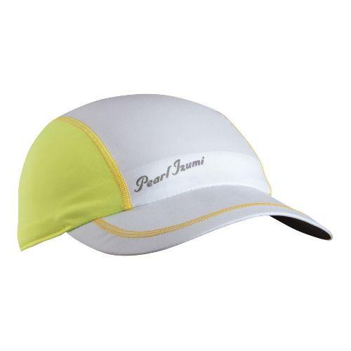 Womens Pearl Izumi Infinity In-R-Cool Cap Headwear - Screaming Yellow