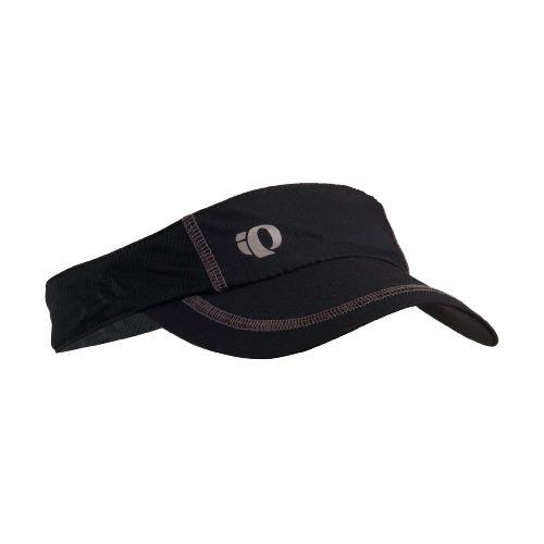 Mens Pearl Izumi Infinity In-R-Cool Visor Headwear - Black