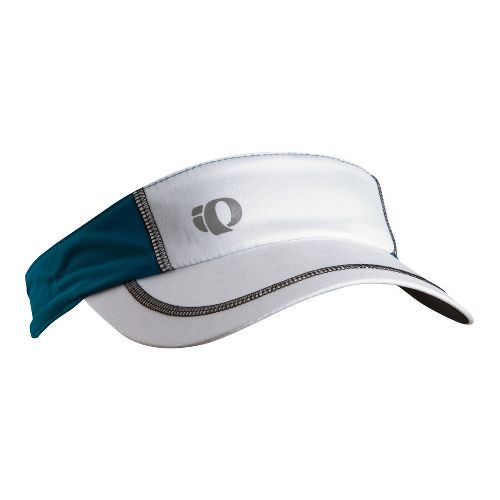 Mens Pearl Izumi Infinity In-R-Cool Visor Headwear - Mykonos Blue