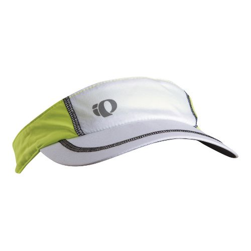 Mens Pearl Izumi Infinity In-R-Cool Visor Headwear - Screaming Yellow