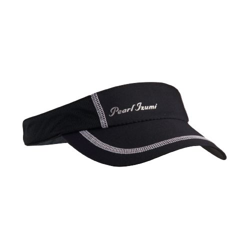 Womens Pearl Izumi Infinity In-R-Cool Visor Headwear - Black