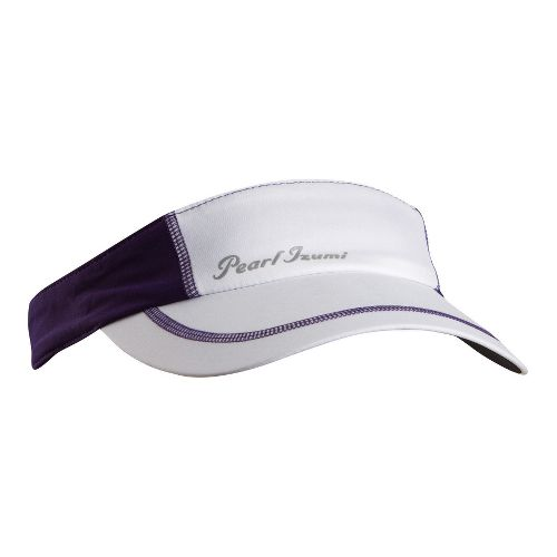 Womens Pearl Izumi Infinity In-R-Cool Visor Headwear - Blackberry