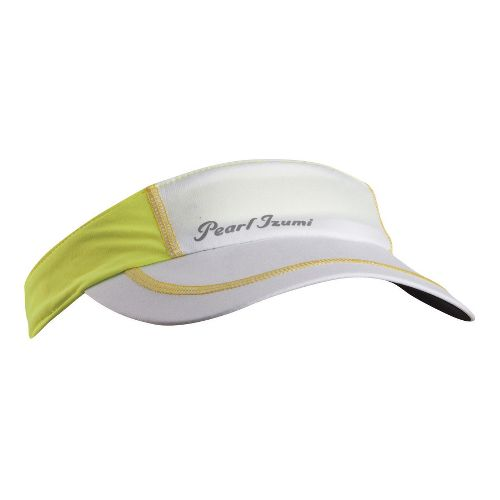 Womens Pearl Izumi Infinity In-R-Cool Visor Headwear - Screaming Yellow