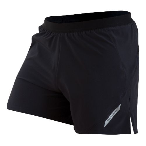 Mens Pearl Izumi Flash Lined Shorts - Black XL