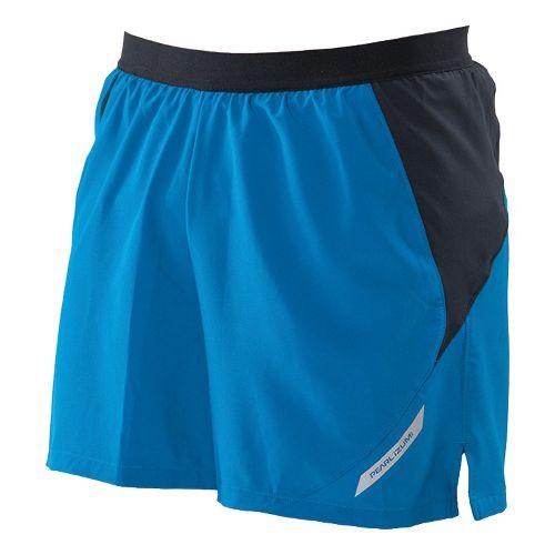 Mens Pearl Izumi Flash Lined Shorts - Mykonos Blue XL