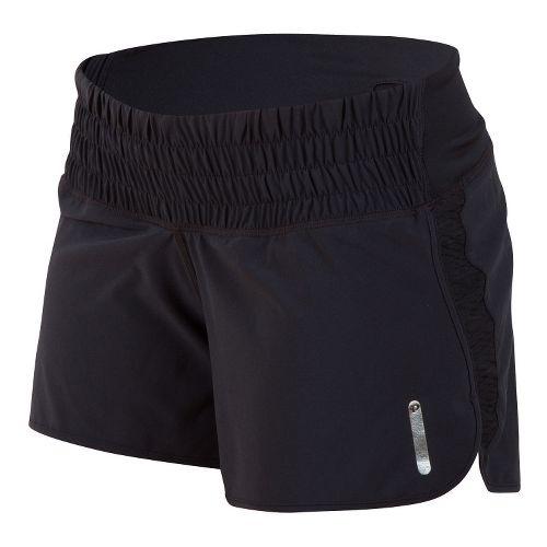 Womens Pearl Izumi Flash Lined Shorts - Black L