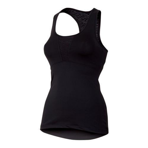 Womens Pearl Izumi Fly Sport Sleeveless & Tank Technical Tops - Black L