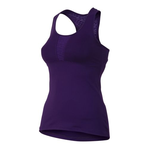 Womens Pearl Izumi Fly Sport Tank Technical Tops - Blackberry M